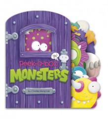 Peek-A-Boo Monsters - Charles Reasoner, Marina Le Ray