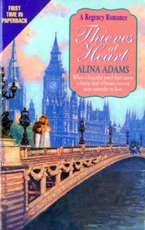Thieves at Heart - Alina Adams