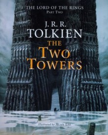 The Two Towers - J.R.R. Tolkien, Alan Lee