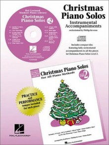 Christmas Piano Solos CD Level 2 Hal Leonard - Thomas Da Lloyd
