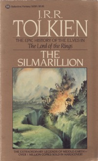 The Silmarillion: The Epic History of the Elves in The Lord of the Rings - J.R.R. Tolkien