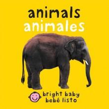 Bilingual Chunky Animals - Roger Priddy