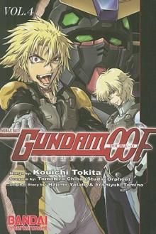 Gundam 00 F Manga Volume 4 - Koichi Tokita