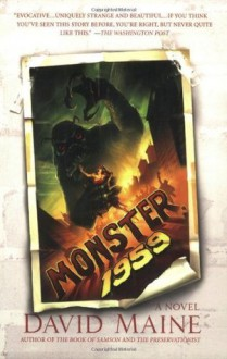 Monster, 1959 - David Maine