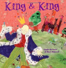 King and King - Linda de Haan, Stern Nijland