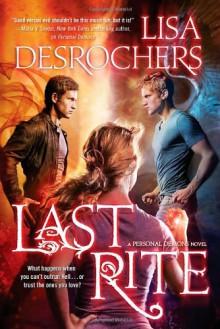 Last Rite - Lisa Desrochers