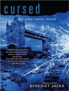 Cursed - Benedict Jacka, Gildart Jackson
