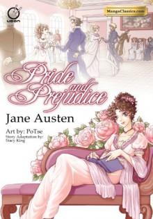 Manga Classics: Pride & Prejudice Softcover - Jane Austen