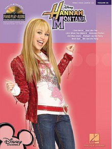 Hannah Montana [With CD (Audio)] - Hal Leonard Publishing Company