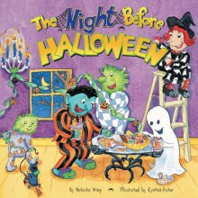 The Night before Halloween - Natasha Wing, Cynthia Fisher