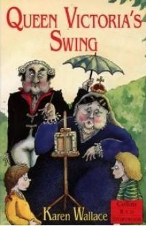 Queen Victoria's Swing (Red Storybook) - Karen Wallace, Chris Fisher