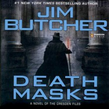 Death Masks: The Dresden Files, Book 5 - Jim Butcher