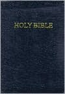 Holy Bible - Anonymous