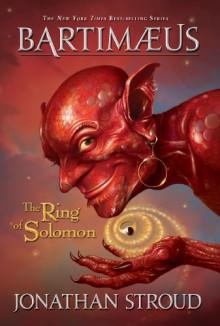 The Ring of Solomon - Jonathan Stroud