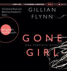 Gone Girl - Das perfekte Opfer (HB als MP3-Ausgabe) - Matthias Koeberlin, Christiane Paul, Christine Strüh, Gillian Flynn