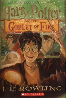 Harry Potter and the Goblet of Fire - J.K. Rowling,Mary GrandPré