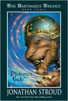 Ptolemy's Gate (Bartimaeus Series #3) -
