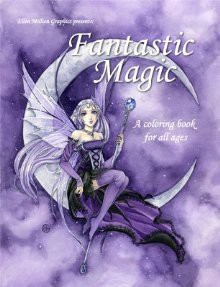 Fantastic Magic Coloring Book Book Infomation Buy this Book - Meredith Dillman, E.D. Siffert, Mary Layton, M.R. Millard, Jayde Hilliard, Katrina Joyner, Jenny Hei, E.D. Siffert, Mary Layton, M.R. Millard, Jayde Hilliard, Katrina Joyner, Jenny Heidewald, Selina Fenech, Kimberly D. Phillips