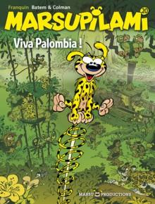 Viva Palombia ! - Stéphane Colman, Batem, Luc Collin