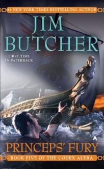 Princeps' Fury - Jim Butcher