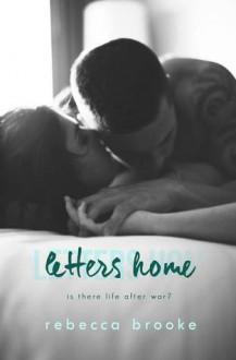 Letters Home - Rebecca Brooke