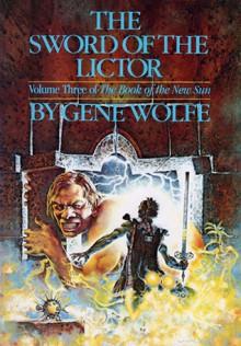 SWORD OF LICTOR - Gene wolfe