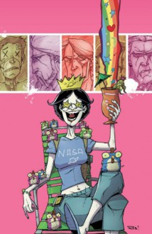 Chew, Vol. 6: Space Cakes - John Layman, Rob Guillory