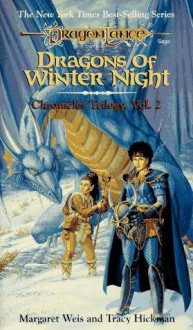 Dragons of Winter Night (Dragonlance Chronicles (Graphic Novels)) - Margaret Weis, Tracy Hickman