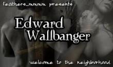 Edward Wallbanger - feathersmmmm