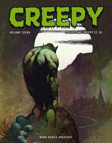 Creepy Archives, Vol. 7 - Tom Sutton