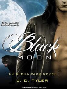 Black Moon - J.D. Tyler, Kirsten Potter