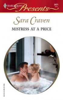 Mistress at a Price - Sara Craven
