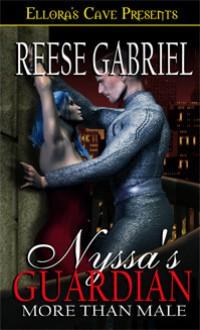 Nyssa's Guardian - Reese Gabriel