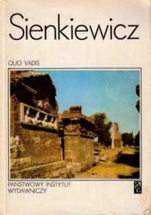 Quo Vadis - Henryk Sienkiewicz