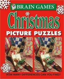 Brain Games: Christmas Picture Puzzles - Publications International Ltd.