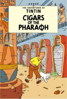 Cigars of the Pharoah - Hergé