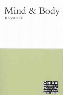 Mind and Body - Robert Kirk