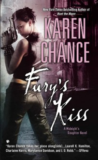 Fury's Kiss - Karen Chance