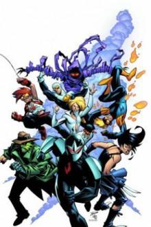 Marvel Team-Up, Volume 3: League of Losers - Robert Kirkman, Cory Walker