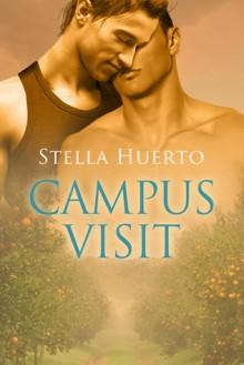 Campus Visit - Stella Huerto