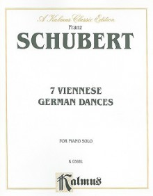 Seven Viennese German Dances - Franz Schubert