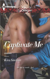 Captivate Me - Kira Sinclair