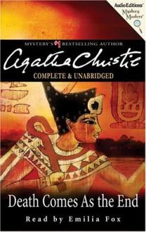Death Comes as the End (Audio) - Agatha Christie