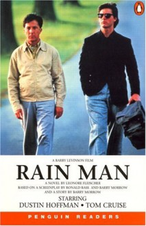 Rain Man (Penguin Readers, Level 3) - Leonore Fleischer;Kieran McGovern;Bob Harvey