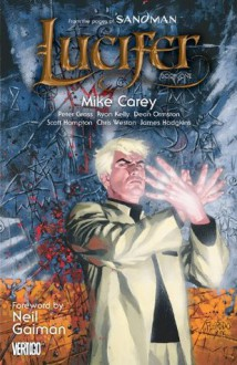 Lucifer Book One - Peter Gross, Scott Hampton, Mike Carey