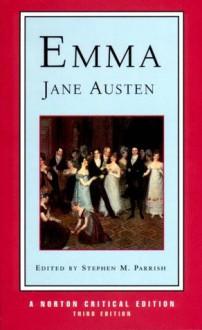 Emma - Stephen Maxfield Parrish, Jane Austen