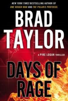 Days of Rage - Brad Taylor