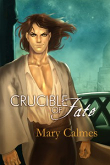 Crucible of Fate (Change of Heart, #4) - Mary Calmes