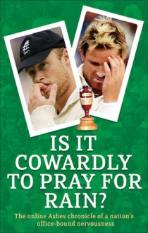 Is it Cowardly to Pray for Rain?: The Online Ashes Chronicle of a Nation's Office-Bound Nervousness - The Guardian