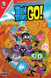 Teen Titans Go! (2014- ) #2 - Merrill Hagan, Jorge Corona